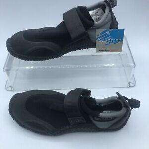 NRS Wet Shoes Black NEW - Men's 8/Women's 10
