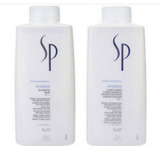 Wella SP System Professional Hydrate Shampoo and Conditioner 1 Litre Duo Pack