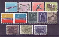 Liechtenstein Jahrgang 1958 - MiNr. 365/376 postfrisch - Michel 71,00 € (215)
