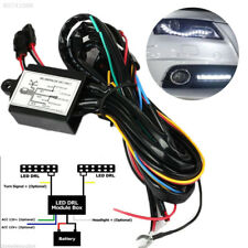 1769 12V LED Day Running Light LED DRL Off Relay DRL Harness On/Off Control Swit
