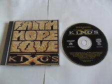 KING'S X - Faith Hope Love (CD 1990) GERMANY Pressing