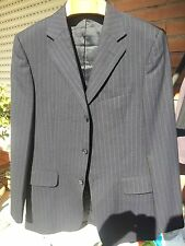 BURBERRY JACKET CHAQUETA Talla 50 BLAZER LANA Bonita Textura