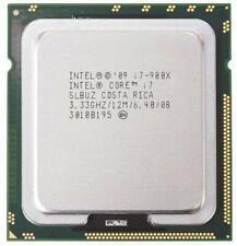 Intel Core i7-980X Extreme Edition Processor 3.33 GHz 12 MB Cache Socket LGA1366