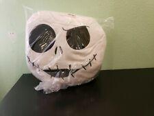 Nwt Nightmare Before Christmas Jack Skellington Face Cushion~ Japan Import