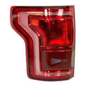 15 thru 17 F-150 OEM Genuine Ford Tail Lamp Light DRIVERS LH LED w Blind Spot