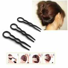 3pcs Women Japanese Style Hair Twister Magic Braid Styling Maker Clip Tool New