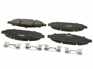 Front Brake Pad Set For 2003-2011 Mercury Grand Marquis 2004 2005 2006 S678HW