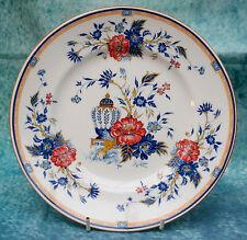 Crown Staffordshire Pottery Fine Bone China 9 inch Plate - Penang Pattern -