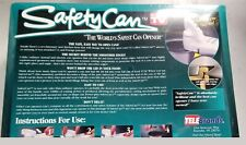 As Seen On Tv Safety Can The Worlds Safest Can Opener New unopened