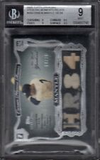 2006 Mickey Mantle Topps Sterling Moments Relics #MM-HR84 /10 Graded BGS 9 Mint