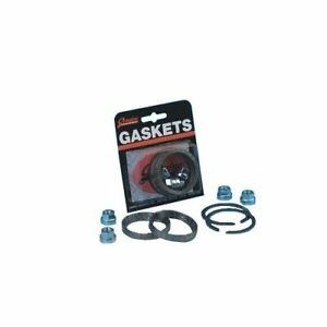 James Gaskets Exhaust Mounting Gasket Kit KWG2 For Buell XB9R Harley-Davidson