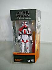 STAR WARS Black Series Incinerator Trooper Mandalorian  6 Inch HASBRO (L)