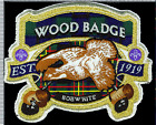 Wood Badge Bobwhite Patch Critters from the UK