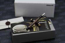 Pelikan Souveran M400 Tortoise Brown Special Edition Fountain Pen - IB Nib