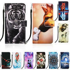 For Apple iPhone 11 XR XS Max 6 7 8 Plus Case Magnetic Flip Wallet Leather Cover