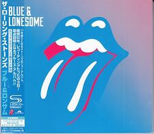 The Rolling Stones - Blue & Lonesome, Japan SHM-CD Neu