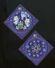 Christmas New Year set of 2 mnh stamps 2016 Belarus