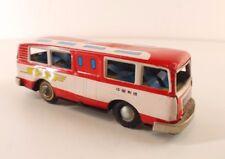 MF 130 Chine autobus bus SFTF en tôle et friction 17,5 cm tin toy
