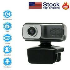 HD Webcam With Microphone HD Video Camera USB For PC Desktop Laptop Mic USA