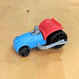 Kinder Egg Surprise Car Toy Roller Dragster + Man 1985 Very Rare Vintage Ferrero