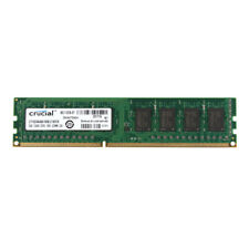 Crucial 8GB PC3-12800U DDR3 1600MHz 240pin RAM DIMM Desktop-Speichermodul @MT