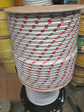 """5/16"""" X 100' Sail,Halyard Line, Jibsheets, Boat Rope double braid rope 3850 lb"""