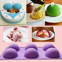 Silicone Tools Cupcake Mold Muffin Chocolate Cake Candy Cookie Baking Mould Pan