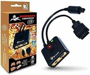Brook Wingman Converter SD  - Sega Dreamcast & Saturn
