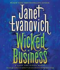 Wicked Business by Janet Evanovich (2012, CD, Unabridged)***NEW***