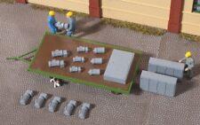 AUHAGEN HO scale ~ ELECTRIC MOTORS ~ plastic model kitset #41638