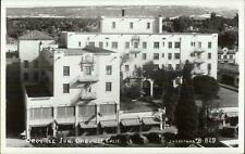 Oroville CA Oroville Inn Eastman Real Photo Postcard