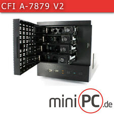 Cfi (chyang Fun industry) a-7879 v2 nas/Server Mini-ITX carcasa