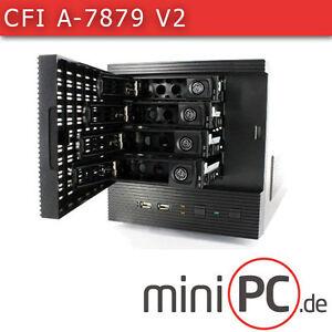 CFI (Chyang Fun Industry) A-7879 V2 NAS / Server Mini-ITX Gehäuse