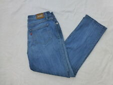 WOMENS LEVIS 529 CURVY STRAIGHT LEG JEANS SIZE 34 in. x 29 #W1591