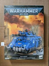 Warhammer 40k PRIMARIS REPULSOR EXECUTIONER new sealed