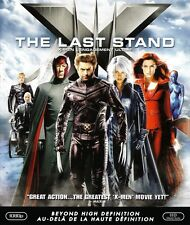 X-Men: The Last Stand (Blu-ray Disc, 2008, Canadian; Sensormatic; Widescreen)