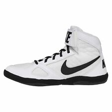 Nike 366640 100 Takedown 4 Men's and Women's Wrestling Shoes men's size 10
