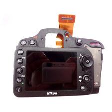 Original Full Back Cover Plate Case Replacement for NIKON D7200 Camera Repair