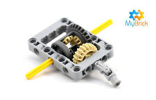 Lego Technic - Differential, Gear and Universal Joint Pack - Free Postage