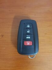 Genuine Toyota Camry HYBRID 2019 Smart KEY. Spare Key Never Used