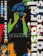INSPIRAL CARPETS CARAVAN SKIDOO CASSETTE SINGLE 2 TRACK COW MUTE RECORDS INDIE