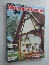 Maison et Travaux  Le carrelage mural N° 31 Mai-Juin 1981 M&T Magazine