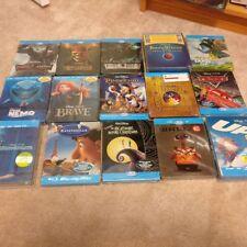 Disney Blu Ray Steelbooks lot rare Canada Futureshop
