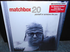 RED VINYL Matchbox 20 Twenty Yourself Or Someone Like You LP New Sealed Push 3am