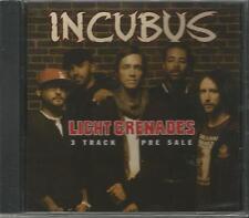 Incubus Light Grenades 3 Track Sampler