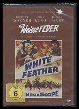DVD WESTERN LEGENDEN 1 - DIE WEISSE FEDER - ROBERT WAGNER + JOHN LUND ** NEU **