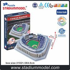 MajorLeagueBaseball MLB New York Yankees NYY Home Yankee Stadium 3D Puzzle Model
