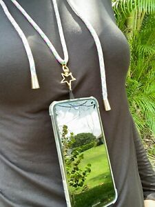 STAR Cell Phone Strap / Phone Holder / High quality / Many colors / Crossbody /