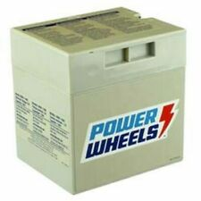 REPLACEMENT BATTERY FOR POWER WHEELS MINIBIKE G4647 12V