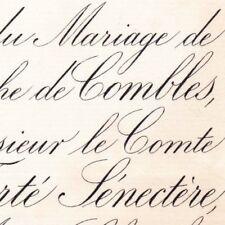 Blanche Masse De Combles & Antoine La Ferte-Senectere 1879